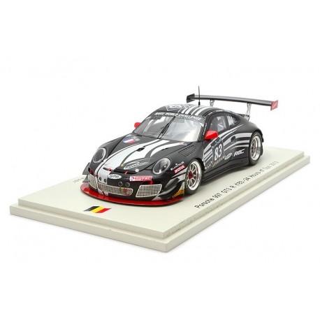 Porsche 997 GT3 R 83 24 Heures de Spa 2013 Spark SB043