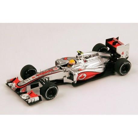 McLaren Mercedes MP4/27 F1 Italie 2012 Lewis Hamilton Spark S3047
