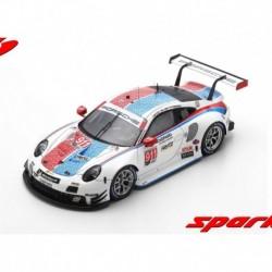 Porsche 911 RSR 911 Winner GTLM Class 12 Heures de Sebring 2019 Spark SUS080