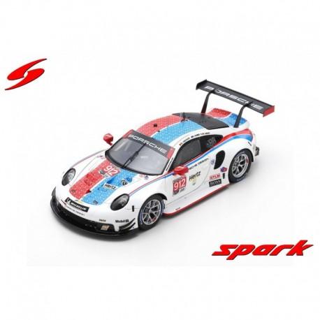Porsche 911 RSR 912 24 Heures de Daytona 2019 Spark SUS072