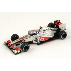 McLaren Mercedes MP4/27 F1 Brésil 2012 Jenson Button Spark S3049