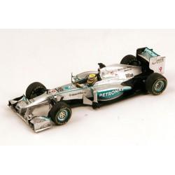 Mercedes W04 F1 2013 Nico Rosberg Spark S3055