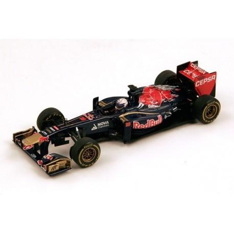 Scuderia Toro Rosso STR8 18 F1 2013 Jean Eric Vergne Spark S3061