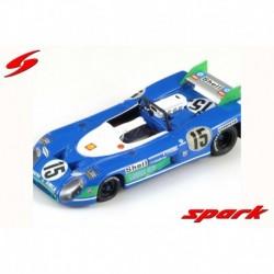 Matra Simca MS670 15 Winner 24 Heures du Mans 1972 Spark S43LM72