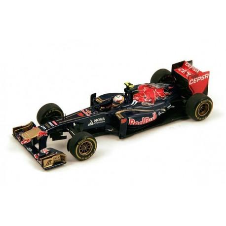 Scuderia Toro Rosso STR8 F1 2013 Daniel Ricciardo Spark S3062