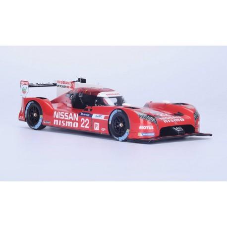 Nissan GT-R LM Nismo 22 24 Heures du Mans 2015 Spark 18S190