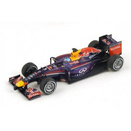 Red Bull Renault RB10 F1 2014 Sebastian Vettel Spark S3085