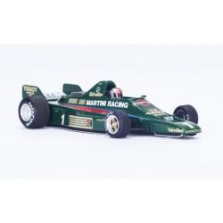 Lotus 80 F1 Test Car 1979 Mario Andretti Spark S4284