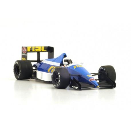 Rial ARC1 F1 USA 1989 Christian Danner Spark S4312