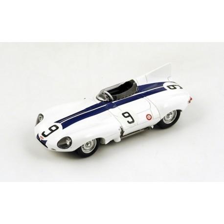 Jaguar D 9 24 Heures du Mans 1955 Spark S2132