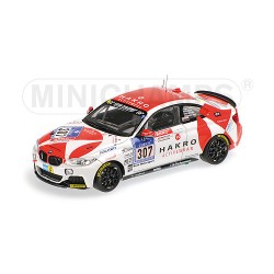 BMW M235I 307 24 Heures du Nurburgring 2015 Minichamps 437152507