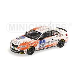 BMW M235I 304 24 Heures du Nurburgring 2015 Minichamps 437152504