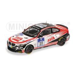BMW M235I 311 24 Heures du Nurburgring 2015 Minichamps 437152511