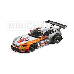 BMW Z4 GT3 10 24 Heures de Spa-Francorchamps 2014 Minichamps 437142010