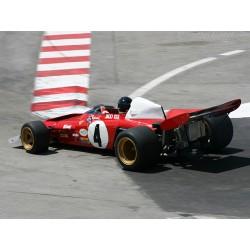 Ferrari 312 B2 4 F1 Allemagne 1972 Jacky Ickx Looksmart LSRC14