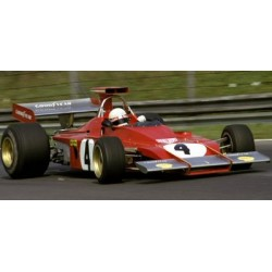 Ferrari 312 B3 4 F1 Autriche 1973 Arturo Merzario Looksmart LSRC17