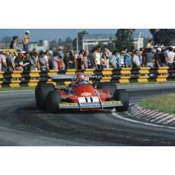 Ferrari 312 B3 11 F1 Argentine 1974 Clay Regazzoni Looksmart LS43/AR74
