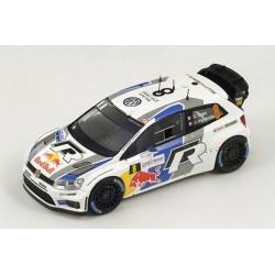 Volkswagen Polo 8 WRC France 2013 Ogier Ingrassia Spark S3314
