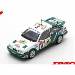 Ford Sierra RS Cosworth 8 Winner Rallye Tour de Corse 1988 Auriol Occelli Spark S2626