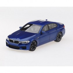 BMW M5 Yas Marina Blue Metallic Truescale TSM430381