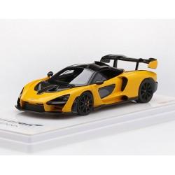 McLaren Senna Volcano Yellow Truescale TSM430420