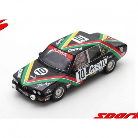 BMW 530I US 10 Winner 24 Heures de Spa Francorchamps 1977 Spark SB230