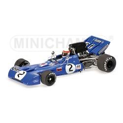 Tyrrell Ford 003 WC 1971 Jackie Stewart Minichamps 436710002