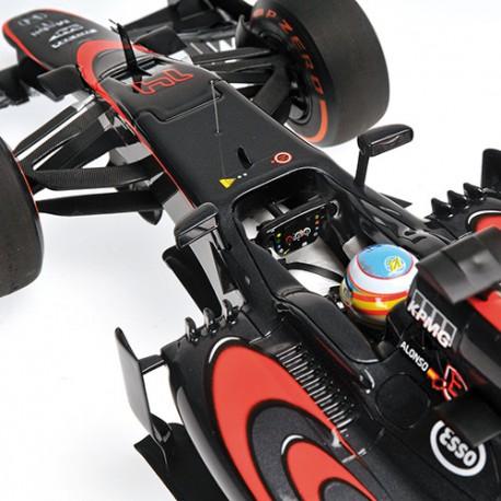 McLaren Honda MP4/30 F1 Espagne 2015 Fernando Alonso Minichamps 537151114