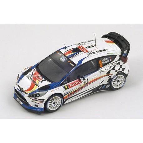 Ford Fiesta RS 8 WRC Monte Carlo 2012 Delecour Savignoni Spark S3343