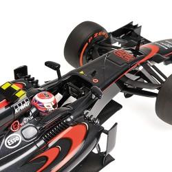 McLaren Honda MP4/30 F1 Espagne 2015 Jenson Button Minichamps 537151122