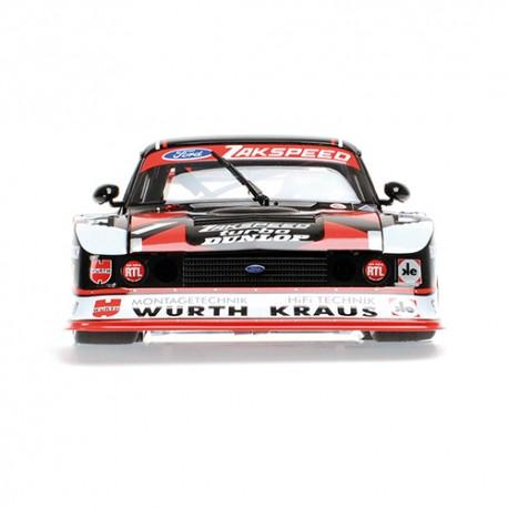Ford Capri Turbo Gr.5 DRM 1980 Klaus Ludwig Minichamps 100808501