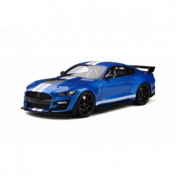 Ford Shelby GT500 2020 Velocity Blue GT Spirit GT268