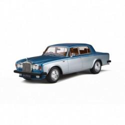 Rolls Royce Silver Shadow II Caribbean Aqua Silver GT Spirit GT092