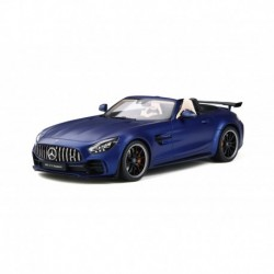 Mercedes AMG GTR Roadster Designo Brillant Blue Magno GT Spirit GT259