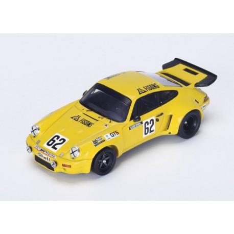 Porsche 911 Carrera RSR 62 24 Heures du Mans 1974 Spark S3492
