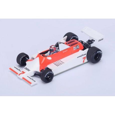 McLaren M29 F1 Angleterre 1979 4ème John Watson Spark S4297