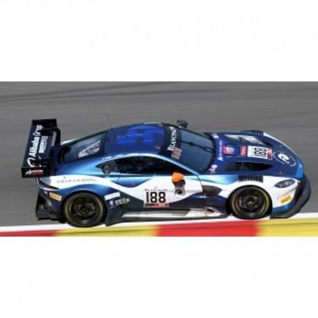 Aston Martin Vantage GT3 188 24 Heures de Spa Francorchamps 2019 Spark SB274