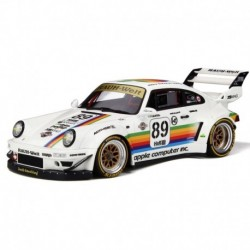 Porsche RWB Body Kit White 89 GT Spirit GT792