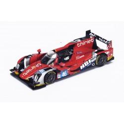 Oreca 05 Nissan 46 24 Heures du Mans 2015 Spark S4659