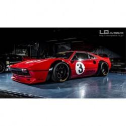 Ferrari LB Works 308 Rosso Corsa GT Spirit GT270