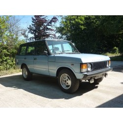 Range Rover 4 Door MT LHD RHD 1981 Almost Real ALM810121