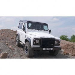 Range Rover Defender 90 Works V8 70th Edition 2017 White Almost Real ALM810216