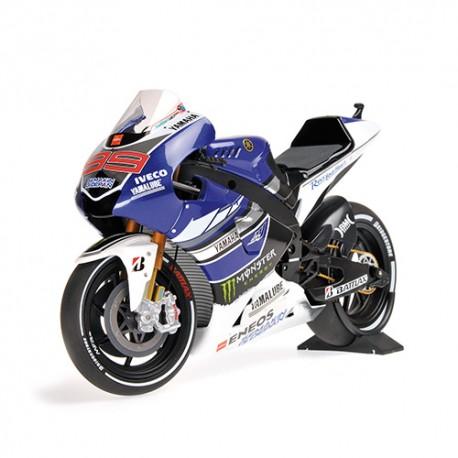 Yamaha YZR-M1 Moto GP 2013 Jorge Lorenzo Minichamps 122133099