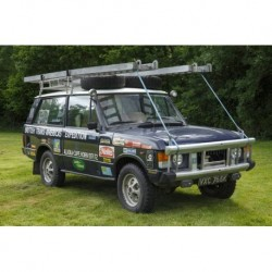 Range Rover British Trans Americas Expedition Edition 1971 Almost Real ALM810108