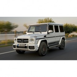 Mercedes AMG G63 W463 Edition White Almost Real ALM820604