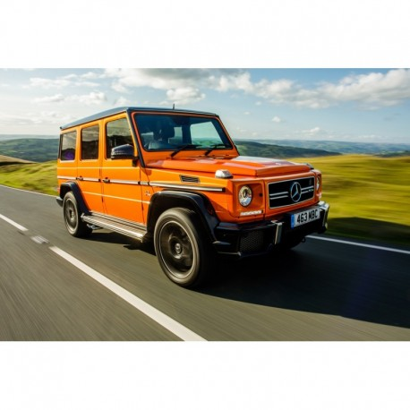 Mercedes AMG G63 W463 2017 Sunset Beam Orange Almost Real ALM820608