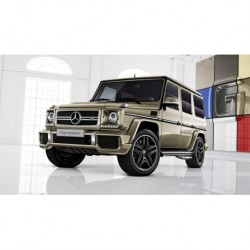 Mercedes G500 4X4 Desert Sand Almost Real ALM820206
