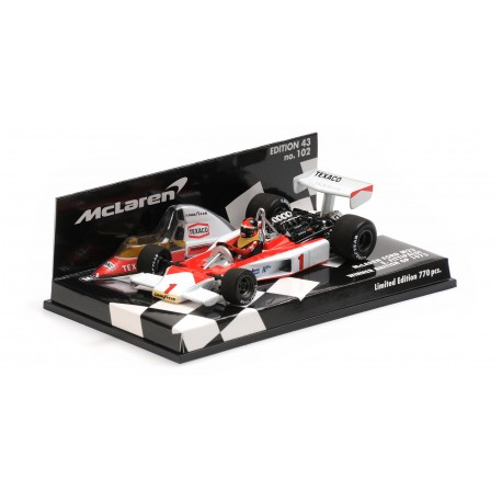 McLaren Ford M23 F1 1975 Emerson Fittipaldi Minichamps 530754301