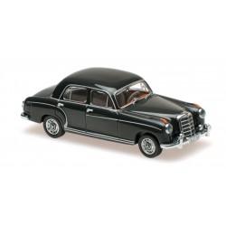 Mercedes Benz 220S 1956 Dark Green Maxichamps 940033001