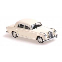 Mercedes Benz 220S 1956 White Maxichamps 940033000